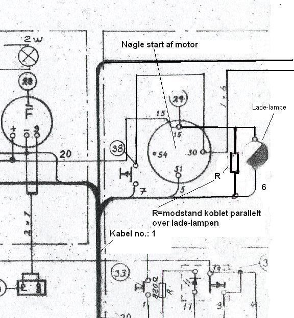 bil generator lader ikke  u2013 cykelhjelm med led lys
